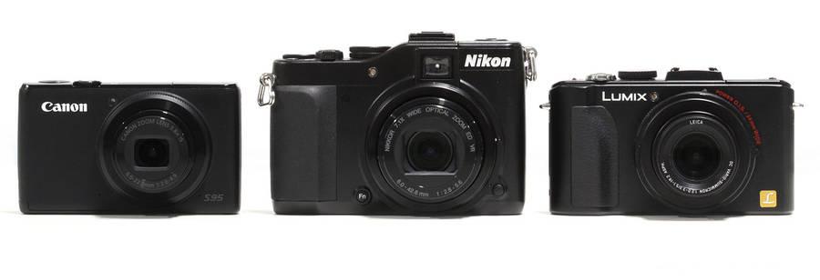 Компактный фотоаппарат Canon PowerShot S95 - обзоры и тесты, параметры и характеристики, инструкция, купить, цены